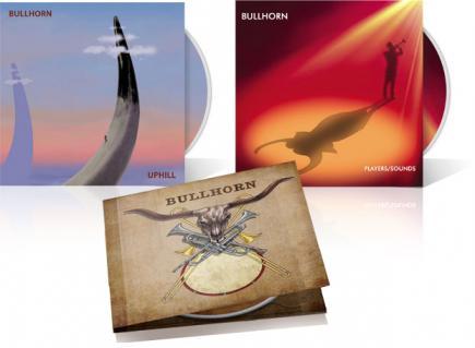 Bullhorn Cd Bundle - both albums and latest single