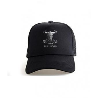 Awesome Bullhorn Truckers Cap